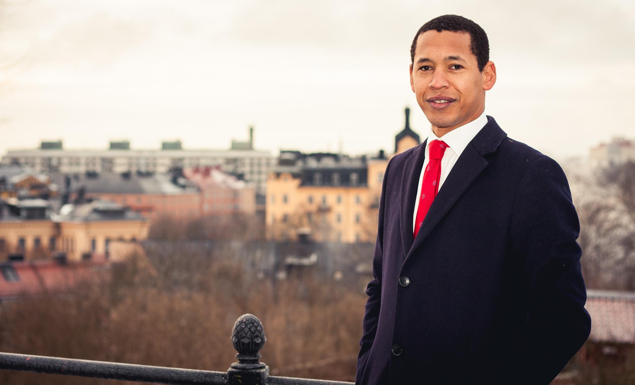Advokat Omar Berger